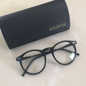 Wildfox steff spectacles prescription eye glasses.